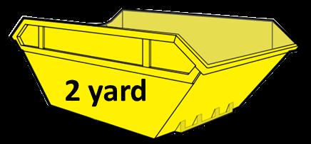 2 yard skip hire cwmbran