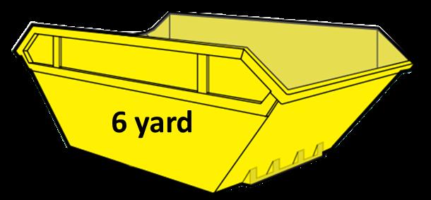 6 yard skip hire cwmbran